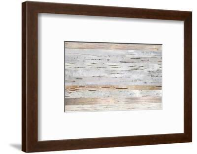 Nature does not hurry--Framed Art Print