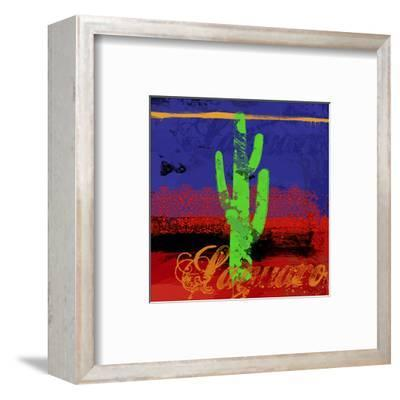 Southwest Waves II-Parker Greenfield-Framed Art Print