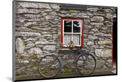 Bicycle-Richard Desmarais-Mounted Art Print