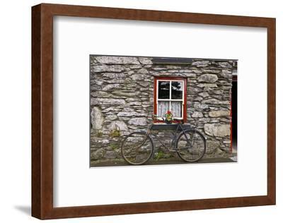 Bicycle-Richard Desmarais-Framed Art Print