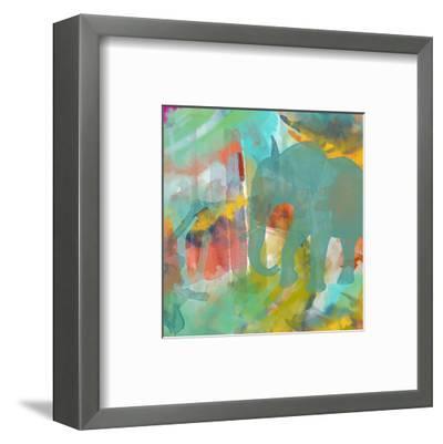 Spectacular Effect II-Yashna-Framed Art Print