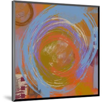 Connections II-Yashna-Mounted Art Print
