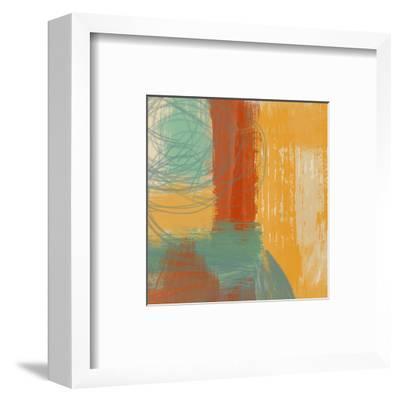 Warmth II-Yashna-Framed Art Print