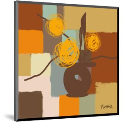Seasons I-Yashna-Mounted Art Print
