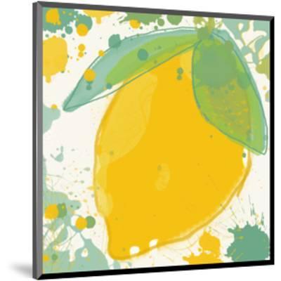 Lemon-Irena Orlov-Mounted Art Print