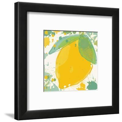 Lemon-Irena Orlov-Framed Art Print