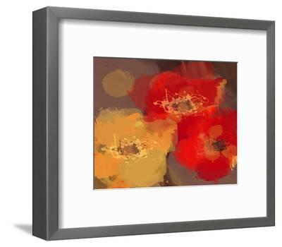 Eternal Bloom I-Irena Orlov-Framed Art Print