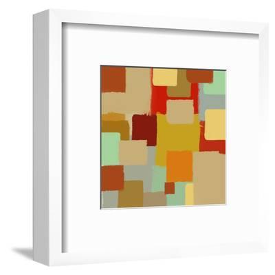 Coloratura V-Yashna-Framed Art Print