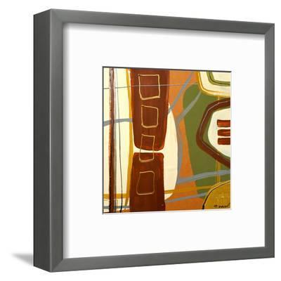 Simplicity I-Irena Orlov-Framed Art Print