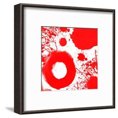 Red-Irena Orlov-Framed Art Print