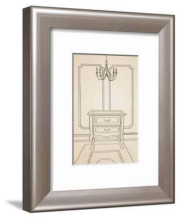 French Style II-Irena Orlov-Framed Art Print