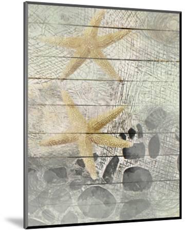 Sea Stars-Irena Orlov-Mounted Art Print