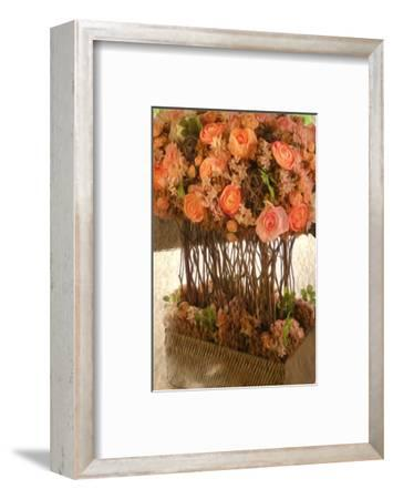 Tuscan Bouquet--Framed Art Print