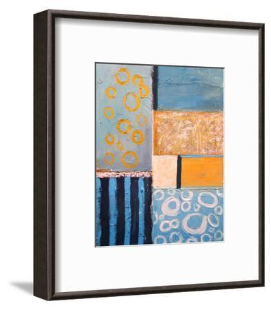 Boardgame Chic II-Michael Timmons-Framed Art Print