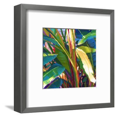 Palm Impressions 08-Rick Novak-Framed Art Print