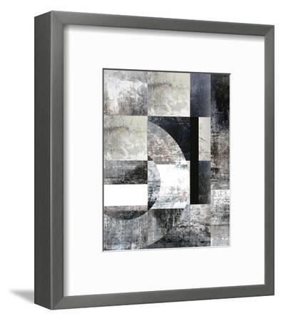 Checker I--Framed Art Print