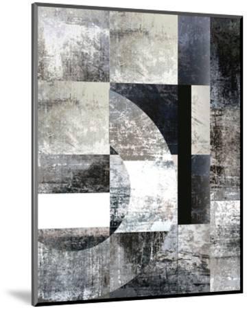 Checker I--Mounted Art Print