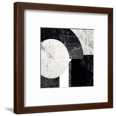 Checker II--Framed Art Print
