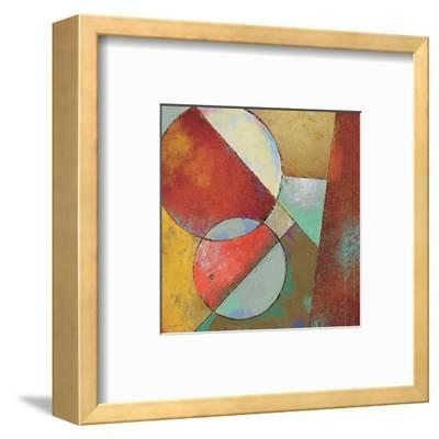 GEOS 01-Kurt Novak-Framed Art Print