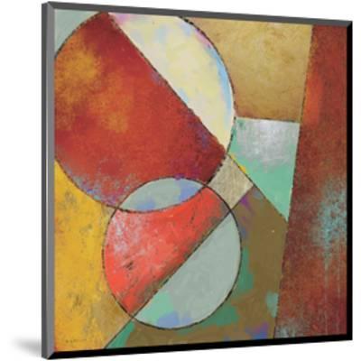 GEOS 01-Kurt Novak-Mounted Art Print