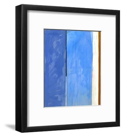 Beach IV-Curt Bradshaw-Framed Art Print