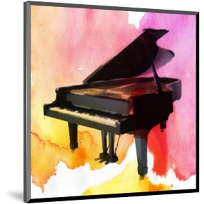 Colorful Piano-Irena Orlov-Mounted Art Print