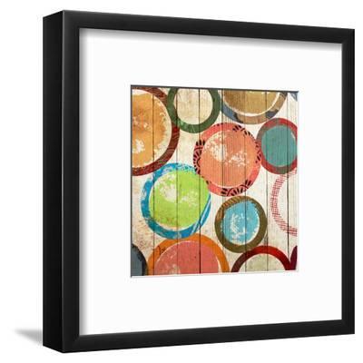 Daybreak-Irena Orlov-Framed Art Print