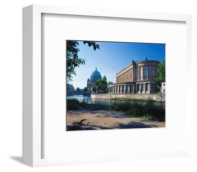 Old National Gallery Berlin--Framed Art Print