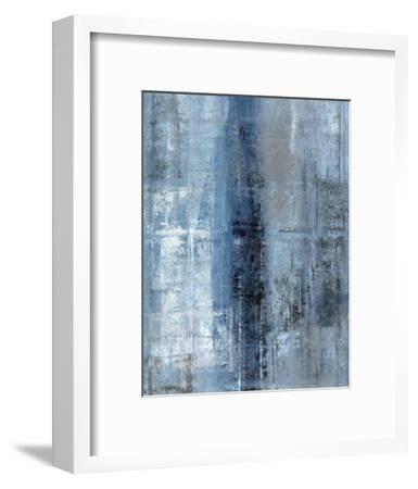 Cerulean Texture I-C^ Tice-Framed Art Print
