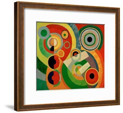 Joie de Vivre, 1930-Robert Delaunay-Framed Giclee Print