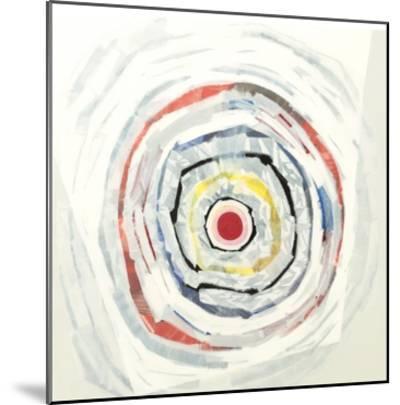 Target IV-Nino Mustica-Mounted Art Print