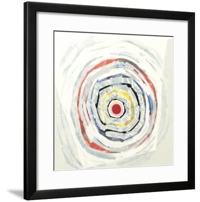 Target IV-Nino Mustica-Framed Art Print