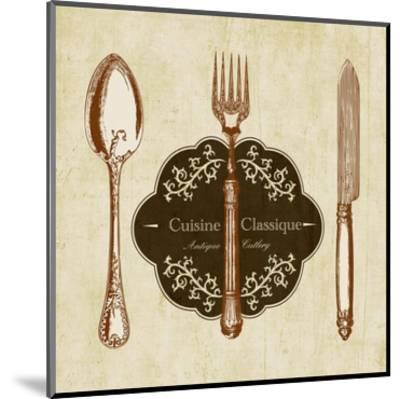 Cuisine Classique-Sandro Ferrari-Mounted Art Print