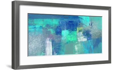 Azure-Heather Taylor-Framed Art Print