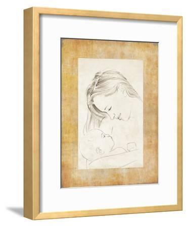 Mater I-Simon Roux-Framed Art Print