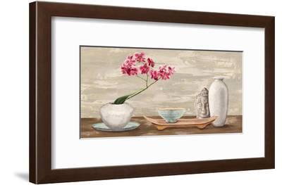 Enlightened-Shin Mills-Framed Art Print