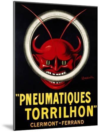 Pneumatiques Torrilhon-Leonetto Cappiello-Mounted Art Print