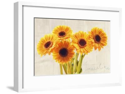 Summertime-Teo Rizzardi-Framed Art Print