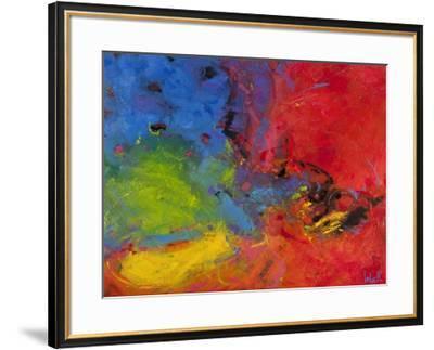 Gioia e Rivoluzione-Tebo Marzari-Framed Art Print