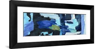 Oceanic Wave in motion-Heather Taylor-Framed Art Print