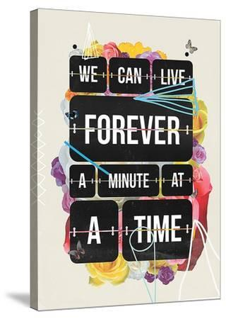 Time of Your Life-Kavan & Company-Stretched Canvas Print