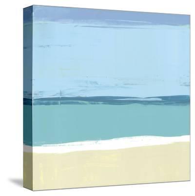 Beach II-Cathe Hendrick-Stretched Canvas Print