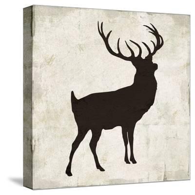 Deer-Sparx Studio-Stretched Canvas Print