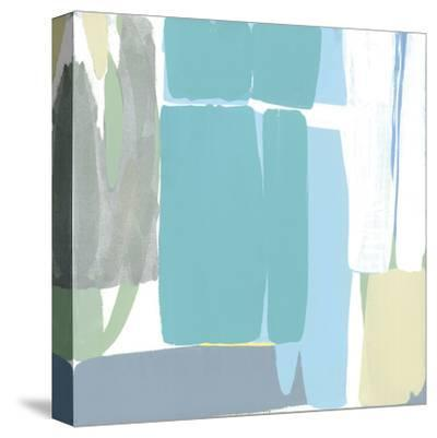 Tropic II-Cathe Hendrick-Stretched Canvas Print