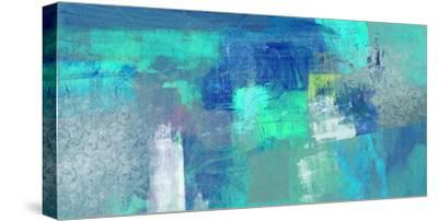 Azure-Heather Taylor-Stretched Canvas Print
