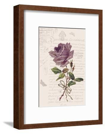 Vintage Flower I-Stephanie Monahan-Framed Art Print