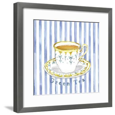 Green Tea-Kate Mawdsley-Framed Giclee Print