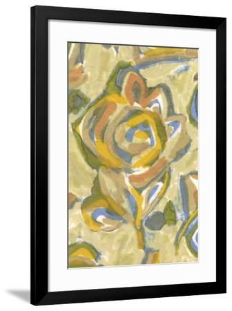 Beach Flower II-Sandra Jacobs-Framed Giclee Print