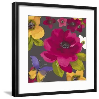 Royal Roses I-Sandra Jacobs-Framed Giclee Print