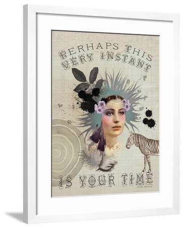 Your Time-Anahata Katkin-Framed Giclee Print